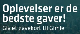 Gavekort til Gimle